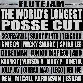 OUT NOW FluteJam by Eskar The Worlds Longest Posse Cut