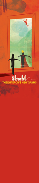 Skrabl - The Emperor's New Garms